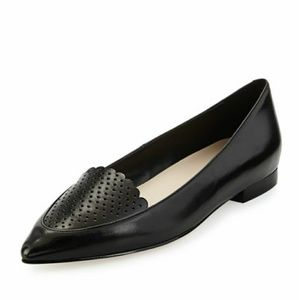 NIB Cole Haan Allison skim black size 9 loafers